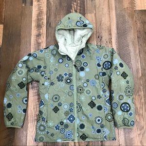 Patagonia reversible coat Wm S